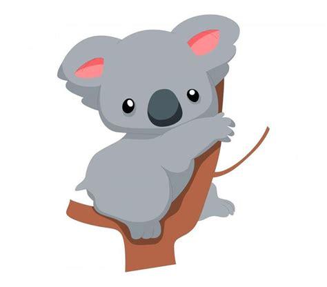 imagenes de koalas kawaii koala clipart cute anime pencil and in color koala
