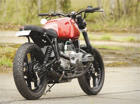 Bmw Motorrad Tracker by Bmw R80 Rt Tracker Brat Cafe Racer Umbau