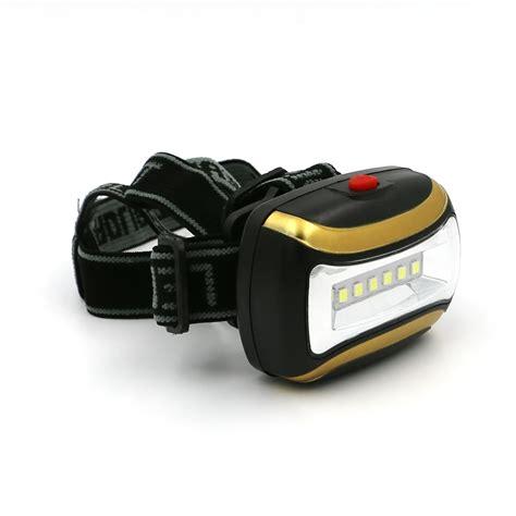 6 led 3 modes 43g waterproof led flashlight outdoors headlight mini headl light l