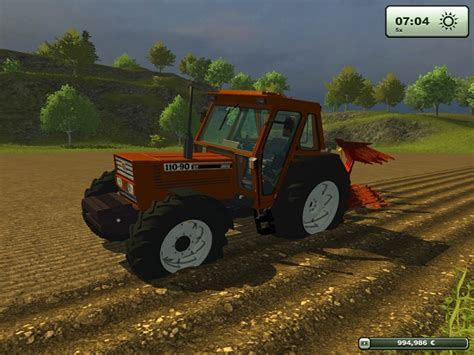 mods game farming simulator 2013 fiatagri 110 90 dt ls2013 com