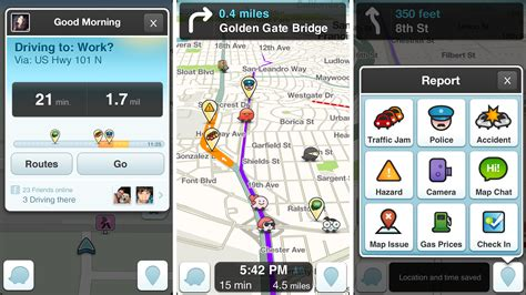 waze android app 36 free killer apps you shouldn t live without