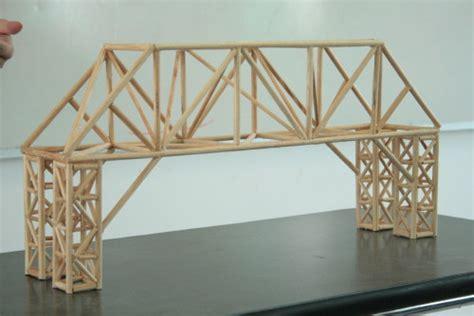 imagenes de puentes hechos de palitos puente ecol paola higuera construccion de un puente con palos de helados