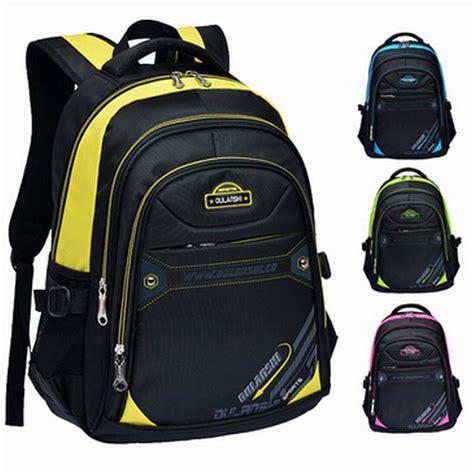 2017 new children school bags for boys orthopedic