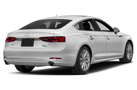 new audi a5 2018 new 2018 audi a5 price photos reviews safety ratings
