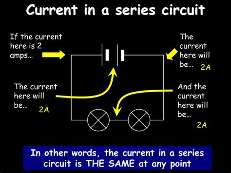 current in series resistors ppt electricity powerpoint presentation id 7008919