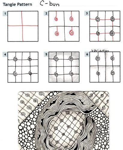 how to use doodle tutorial 1134 best zentangle tutorials and images on