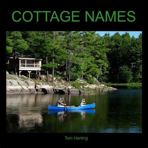 Cottage Name by Cottage Names Book 43463 Bookemon
