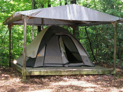 platform tents tent platform cing pinterest tents