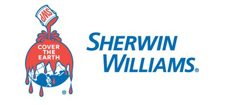 sherwin williams logo used to be a air balloon not a