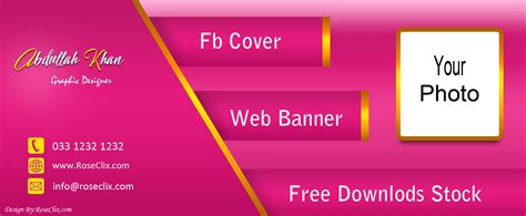 my name fb cover designs free templates psd