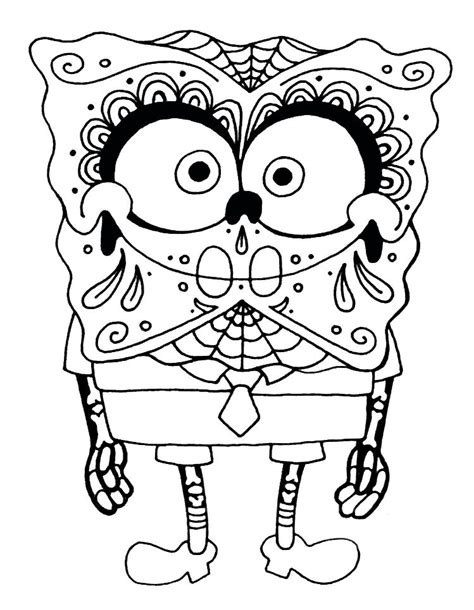 sugar skull coloring pages pdf free search results 187 sugar skull coloring pages printable