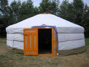 Design Your Own Transportable Home by Yurts