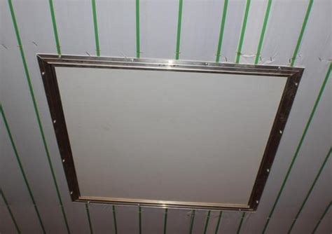 Exterior Attic Access Door Attic Access Door This Panel Prevents Back Draft From One Exterior Attic Access Door Vendermicasa
