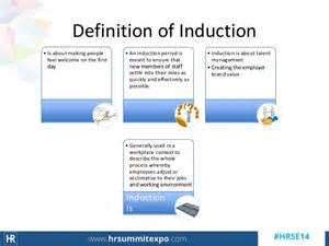 induction procedure template how to streamline your induction programme to fit into