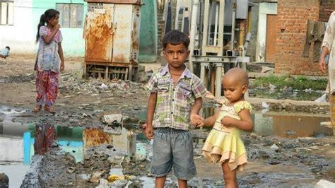 children in indian school escaping poverty in india s bombay hotel slum islamic Poor