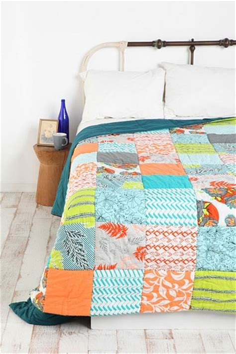 Make Your Own Patchwork Quilt - 17 best images about patchwork bedding inspiration on