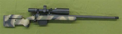 Handmade Rifle - custom rifles