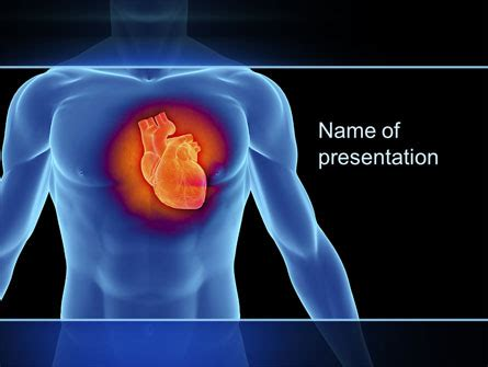Heart Disease Powerpoint Template Backgrounds 10449 Poweredtemplate Com Disease Powerpoint Template