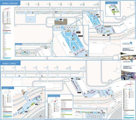 abu dhabi and dubai map abu dhabi airport terminal 3 map