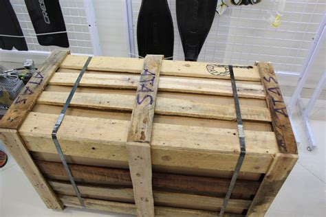 Packing Kayu Packing Pengaman Tambahan bauer poseidon pe100 tb bensin 100l min german made alatselam