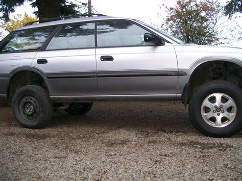 subaru lifted subaruguy72 1999 subaru outback specs photos