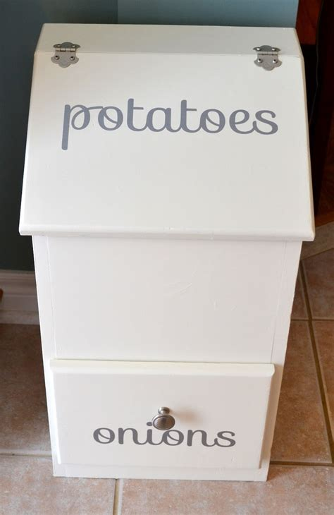 25  best ideas about Potato bin on Pinterest   Rustic