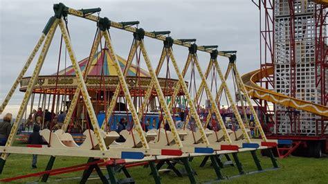 boat swing offers fun fair 4 u