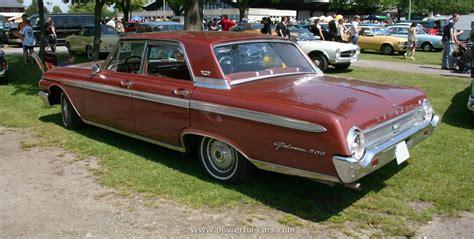 1962 Ford Galaxie 500 4 Door Sedan by Ford Usa 1962 Galaxie 500 4door Sedan The History Of