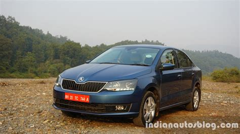 2016 skoda rapid drive review