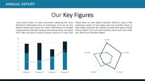 Annual Report Template For Powerpoint Slidemodel Powerpoint Report Template