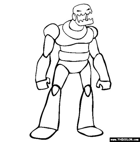 evil robot coloring page evil robot drawings www pixshark com images galleries