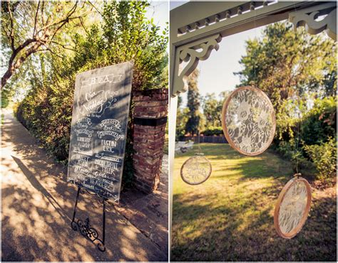 vintage rustic backyard wedding rustic wedding chic