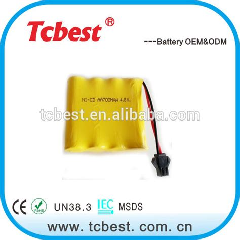 Battery Ni Cd Aa 700mah 3 6v exclusive for 9 6v nicd aa 500mah rechargeable battery