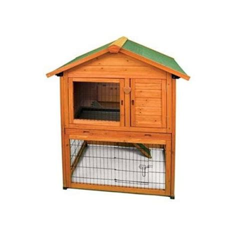 Bunny Hutch Outdoor Rabbit Hutches