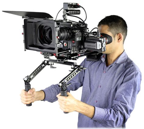 film riot red epic camtree hunt cage dovetail rig for for red scarlet epic