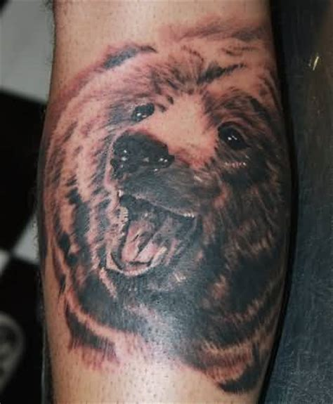 grizzly bear tattoo grizzly ideas and grizzly designs