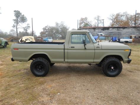1979 ford f150 4x4 short bed for sale 1979 ford f150 4x4 shortbed 4 speed for sale ford f