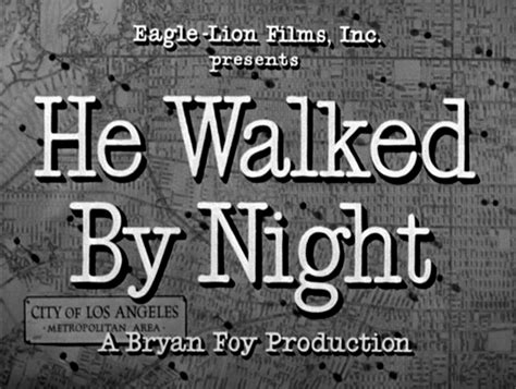 He Walked By Night 1948 Film Noir Thriller Youtube | 13 he walked by night quot the work of police like that of