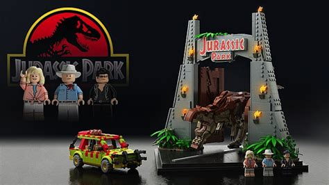 Jurassic Park LEGO Set Coming Soon?