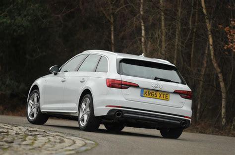 Audi Avant A4 S Line by 2016 Audi A4 Avant 2 0 Tfsi S Line Review Review Autocar
