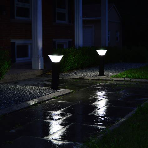 solar lights pathway solar lights for pathway millenia solar pathway light by