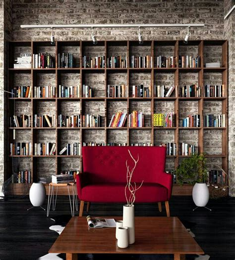 Diy Home Library Design 1000 Ideas About Library Design On Book