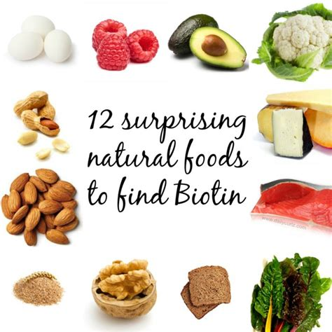 Top 12 Foods For Beautiful Hair by 12 Surprising Foods To Find Biotin