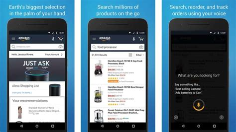 shopping apps for android 15 best shopping apps for android android authority