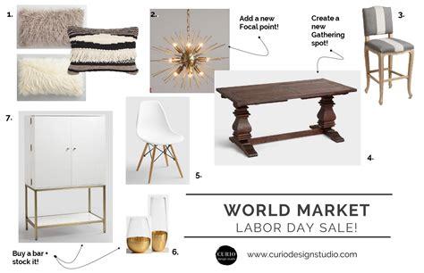 world market day top picks world market labor day sale curio design studio