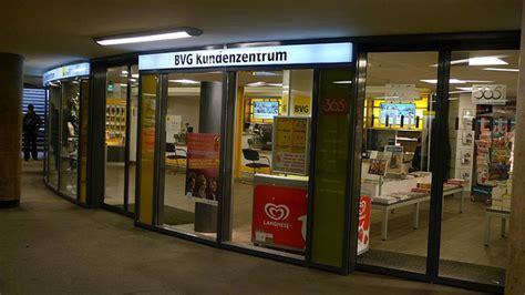 zoologischer garten bvg kundenzentrum 베를린 교통체계 및 교통요금 네이버 블로그
