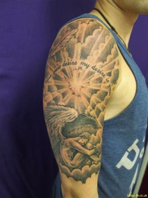 most stylish half sleeve tattoos for men ideas