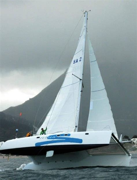 catamaran flying a hull 22 best power cat s images on pinterest boats power