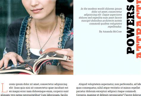 magazine responsive layout 28 css magazine layouts