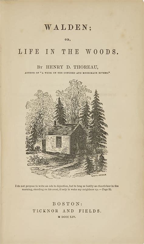from the book walden woodblock dreams quot walden warming quot book cover